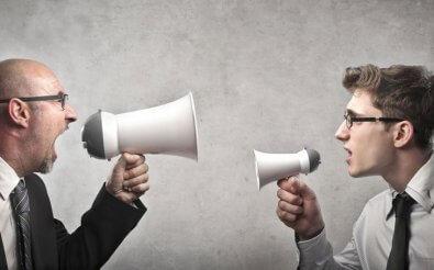 Ссоры в бизнесе