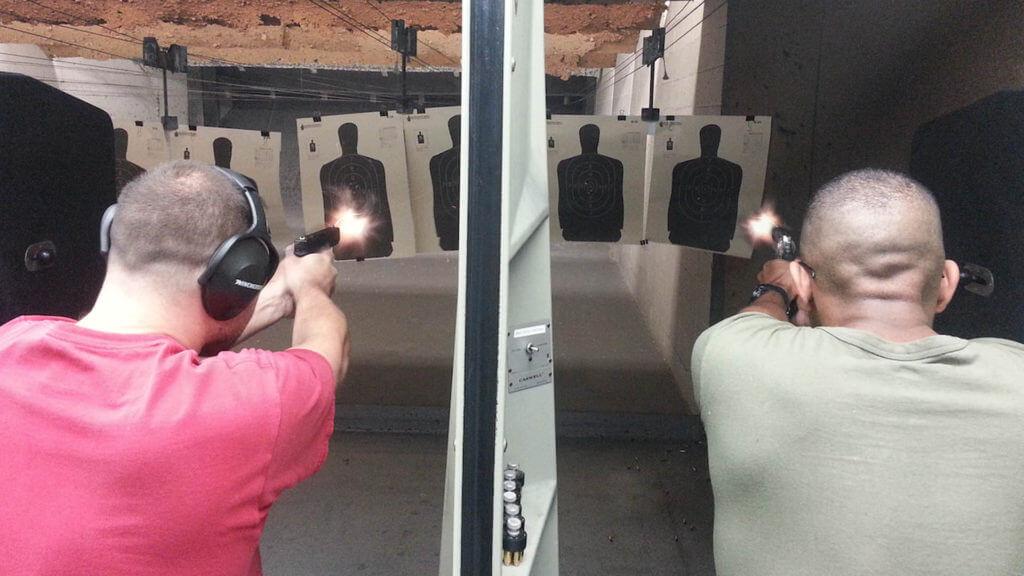 Обучение стрельбой