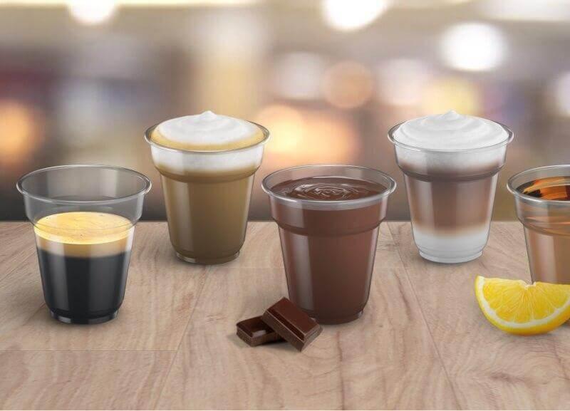 Бизнес на кофе-машинах