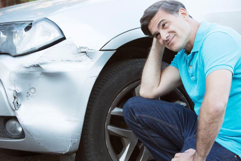 Ущерб авто