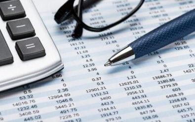 Данные бухгалтерского баланса