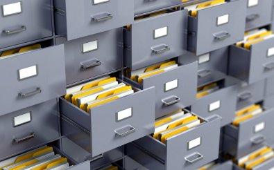 Порядок хранения документов