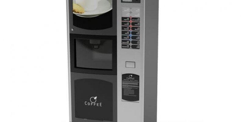 Вендинговые кофейные автоматы – обзор популярных моделей
