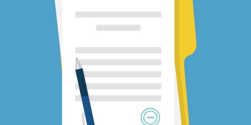 Образец карточки предприятия для ООО – сфера применения