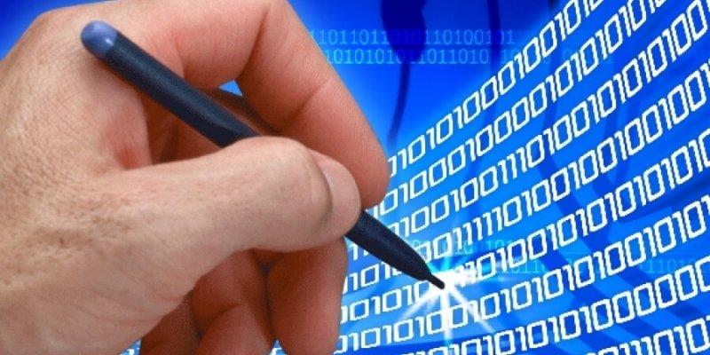 Как используется программа для электронной подписи